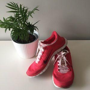 Nike Free 3.0 minimal running shoes